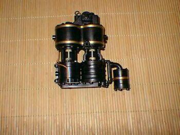 ダミーの空気圧縮機