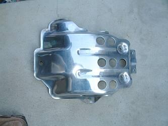 エンジンロアプロテクタ