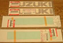 GSX1100S SUZUKI エンブレム