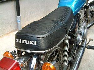 GT125 4型シート