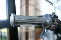 GT125 ハンドルグリップ