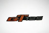 GT125 サイドカバー エムブレム