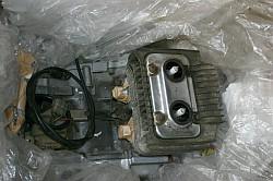 GT125 エンジン