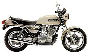 GSX1100E_1979年モデル