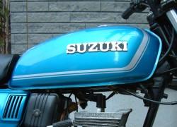 SUZUKI GT125 2型 グラフィックパターン
