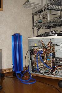 水冷(液冷)パソコン