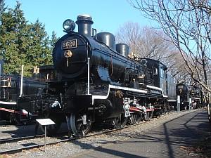 8620形機関車