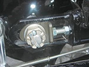 W400 アクスルナット