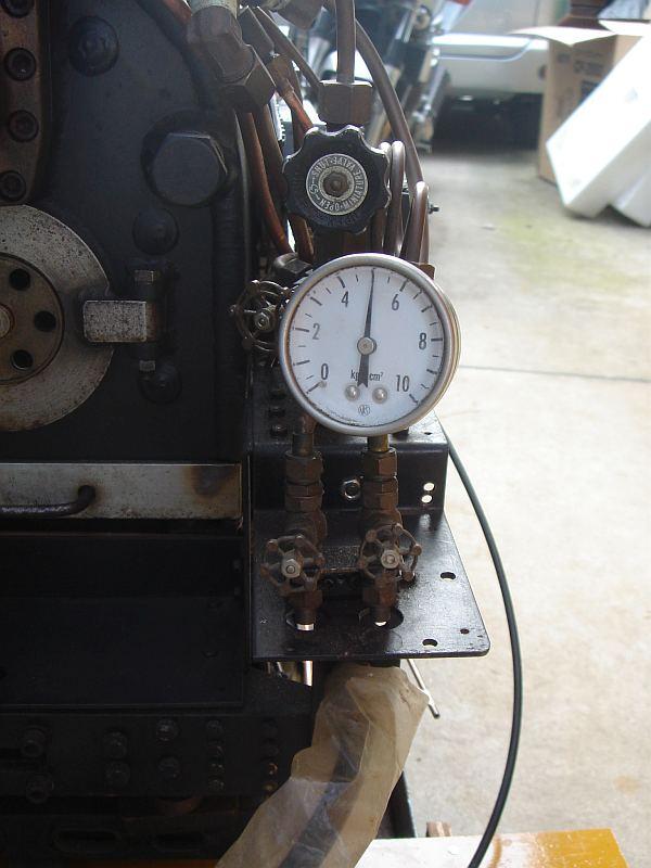 空気圧 5kg/cm2