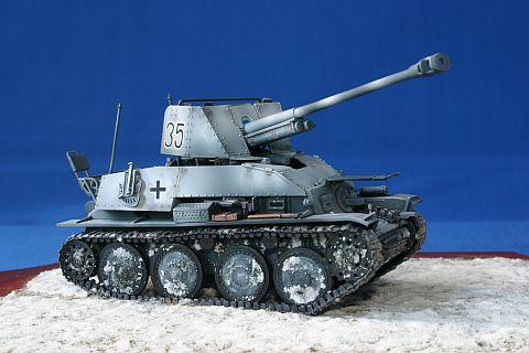 ドイツ対戦車自走砲 マーダーIII