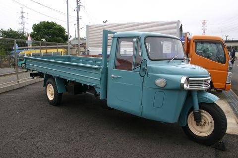 ダイハツ CO13T(昭和44年製)