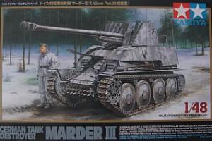 1/48 ドイツ対戦車自走砲 マーダーIII