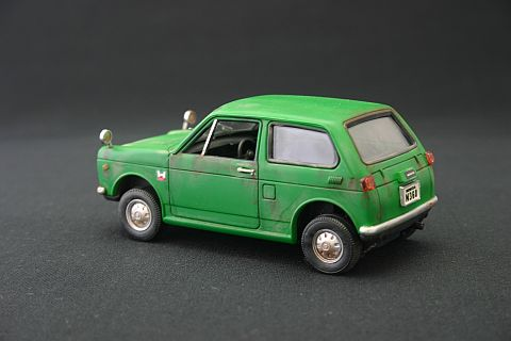 オーナーズクラブシリーズ ホンダ N360