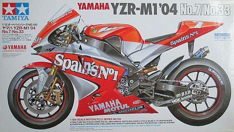 YAMAHA YZR-M1 '04