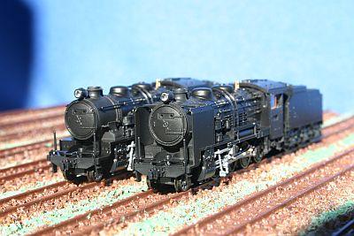 KATO 9600形機関車