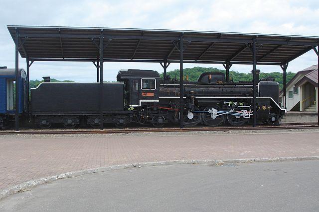 C58形機関車(C58 139)