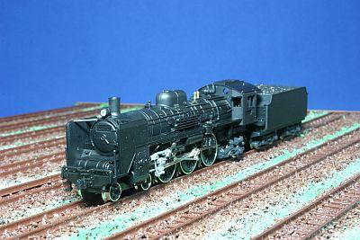 KATO C55形機関車