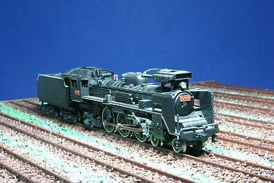 KATO C57形機関車 山口号