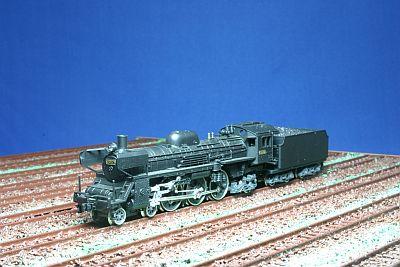 KATO C57形機関車 門デフタイプ