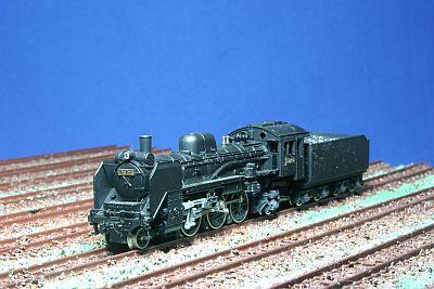 KATO C58形機関車