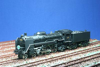 マイクロエース C59形機関車