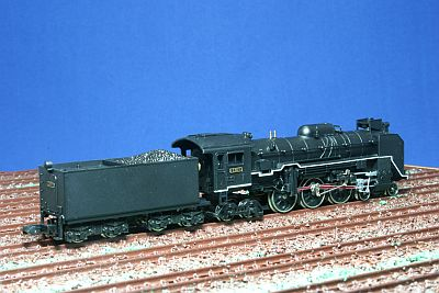 マイクロエース C60形機関車