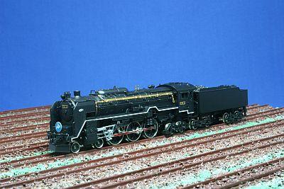 マイクロエース C62形機関車 2号機 北海道仕様