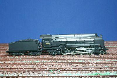 マイクロエース D51形機関車