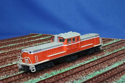 KATO DD51形機関車
