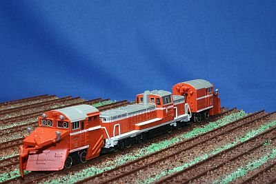 TOMIX DE15形機関車