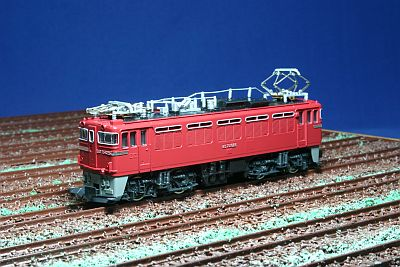 ED75形機関車