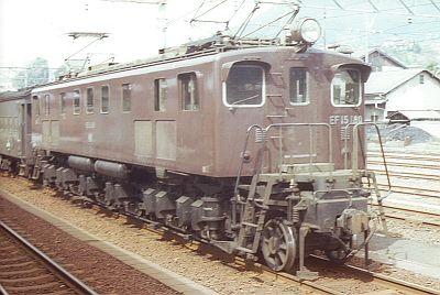 EF15形機関車