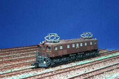 KATO EF15形機関車