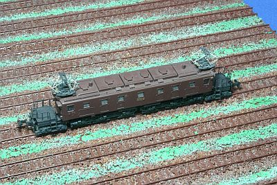 KATO EF57形機関車