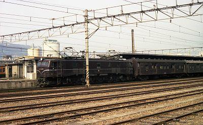 EF58形機関車(EF5860)