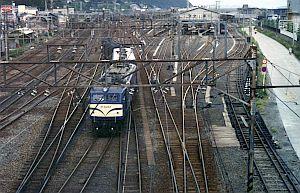 EF58形機関車