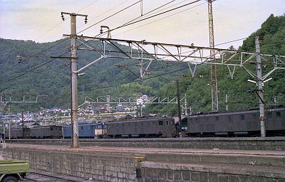 瀬野駅 EF59