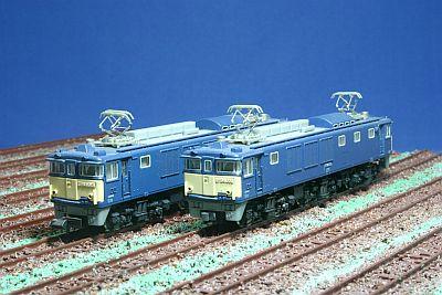 TOMIX EF64(1000)形機関車