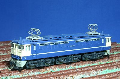 EF65(1000番台)形機関車