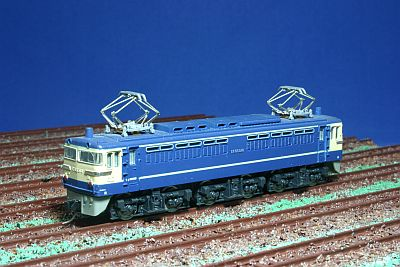 EF65(500番台)形機関車