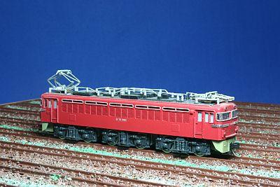 EF70形機関車