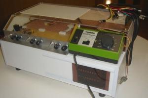 Nゲージレイアウト用制御盤
