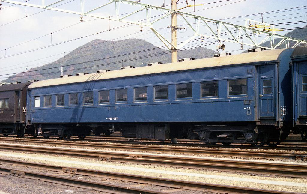 オハ35 1027