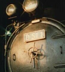 D51形蒸気機関車1号機