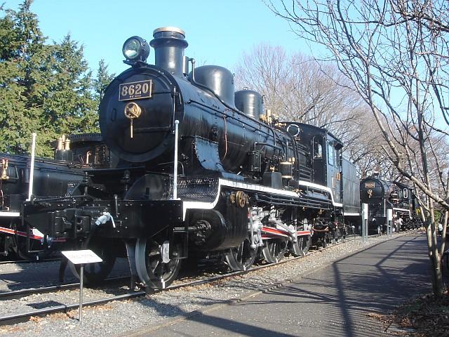 8620形機関車(8620)